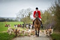 Warwickshire/North Cotswold joint Meet - Copper Beeches