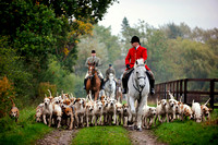 The Suffolk - Autumn Hunting - 12th October 2013